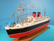 Click for Ocean Liner Models