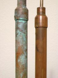 Copper Mounting Posts